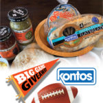 Enter For a Chance to Win a Big Game Party Pack