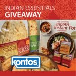 Kontos partners with Ministry of Curry on an Indian Essentials Giveaway