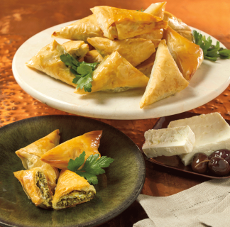 Fillo Appetizers & Pastries