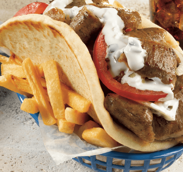 gyro & other meat products